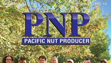 Pacific Nut Producer Magazine December 2018 Issue