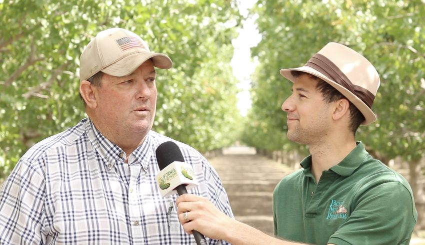 Stormy Weather Sets Back California Tree Nut Growers