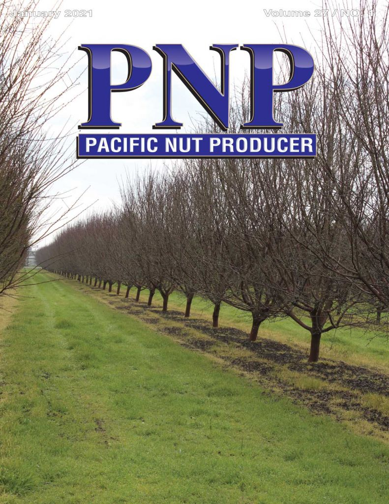 Pacific Nut Producer January Issue