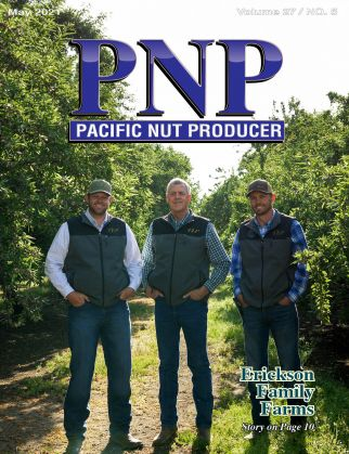 Pacific Nut Producer May Issue