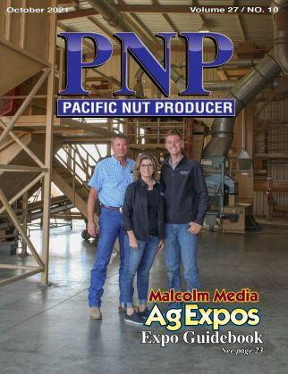 Pacific Nut Producer October Issue